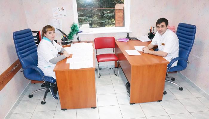 Персонал наркологической клиники Лазаревой (Калининград)