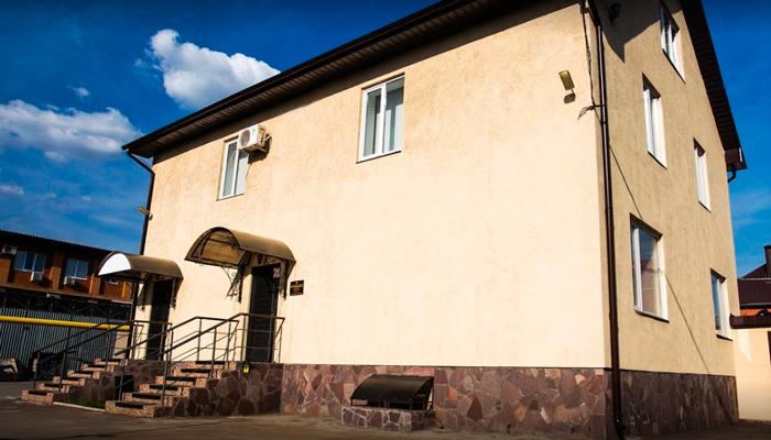 Здание наркологической клиники «ПсиМедКлиник» (Оренбург)