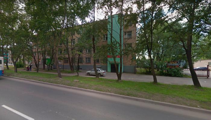 Расположение наркологического центра «Алиса» (Череповец)