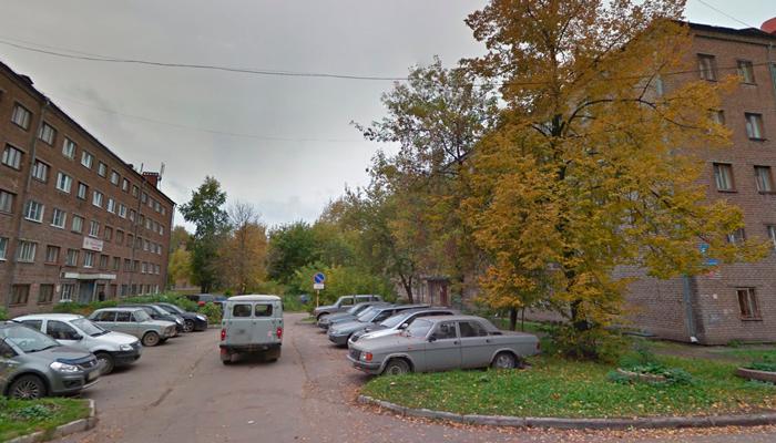 Расположение наркологического кабинета врача-нарколога Шитова А.М. (Череповец)