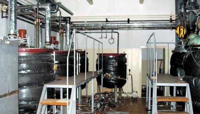 Нелегальное производство суррогатного алкоголя