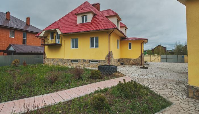 Здание реабилитационного центра «Инсайт» (Тверь)