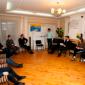 Групповые занятия постояльцев в реабилитационном центре «Равновесие» (Саратов)