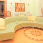 Гостиная в реабилитационном центре «Решение» (Ижевск)