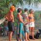 Отдых постояльцев в реабилитационном центре «Решение» (Ижевск)
