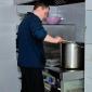 Кухня в реабилитационном центре «Респект» (Москва)