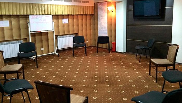 Зал для занятий в реабилитационном центре «Респект» (Москва)