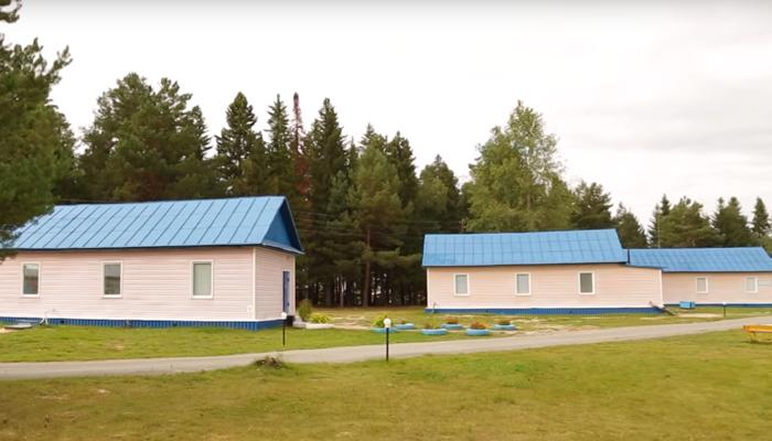 Территория реабилитационного центра «Сфера» (Тюмень)