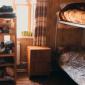 Спальня в реабилитационном центре «Горизонт» (Ижевск)
