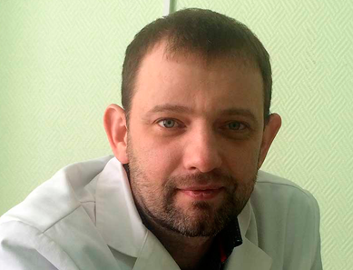 Врач психиатр-нарколог Максим Ваганов (Тюмень)