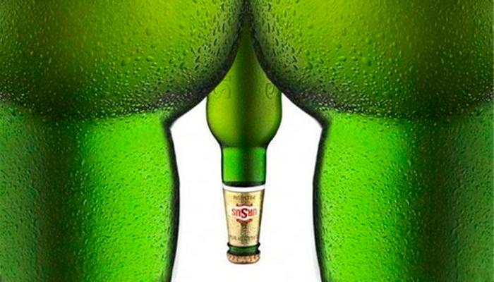 Снижение потенции у мужчин в результате регулярного употребления пива