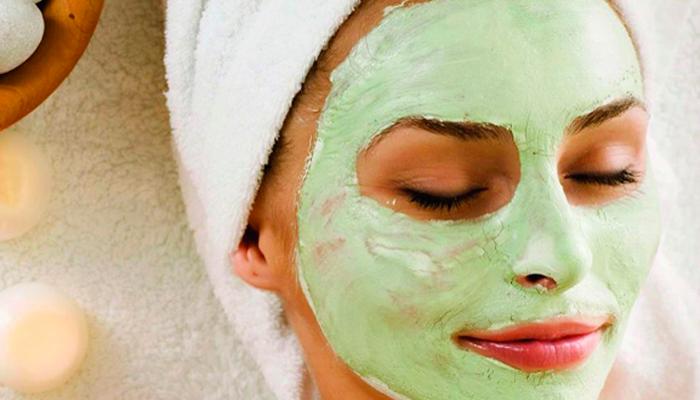 Огуречная маска для восстановления кожи после отказа от курения