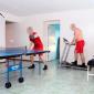Спортзал в реабилитационном центре «Открытие» (Волгоград)