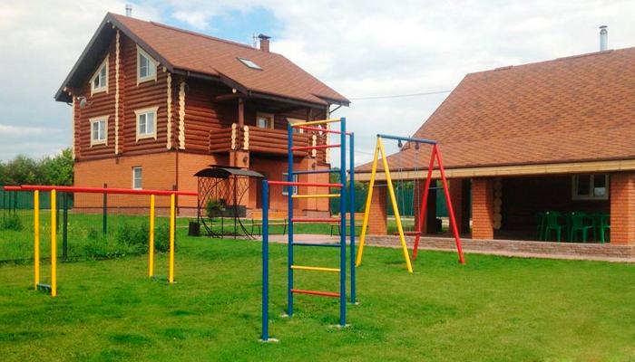 Территория реабилитационного центра «Сфера» (Волгоград)