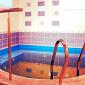 Бассейн в реабилитационном наркологическом центре «Ориентир» (Иркутск)