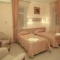 Спальня в реабилитационном наркологическом центре «Ориентир» (Иркутск)