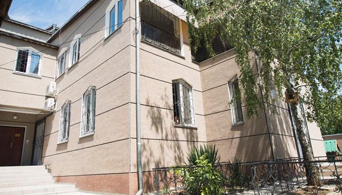 Здание реабилитационного центра «Флагман» (Крым)