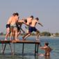Отдых постояльцев в реабилитационном центре «Наркостоп» (Волгоград)
