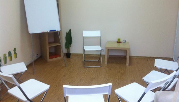 Зал для занятий в реабилитационном центре «Пирамида» (Волгоград)