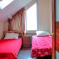 Спальня в реабилитационном центре «Приоритет» (Волгоград)