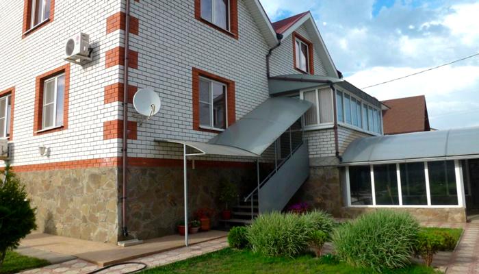 Здание реабилитационного центра «Приоритет» (Волгоград)