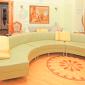 Гостиная в реабилитационном центре «Решение» (Волгоград)