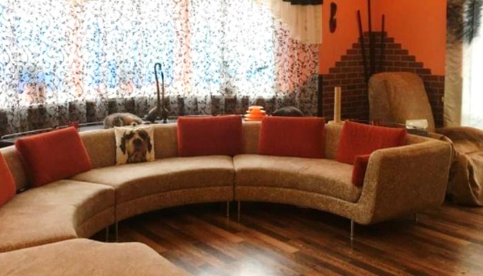 Комната терапии в реабилитационном центре «Программа осознание» (Волгоград)