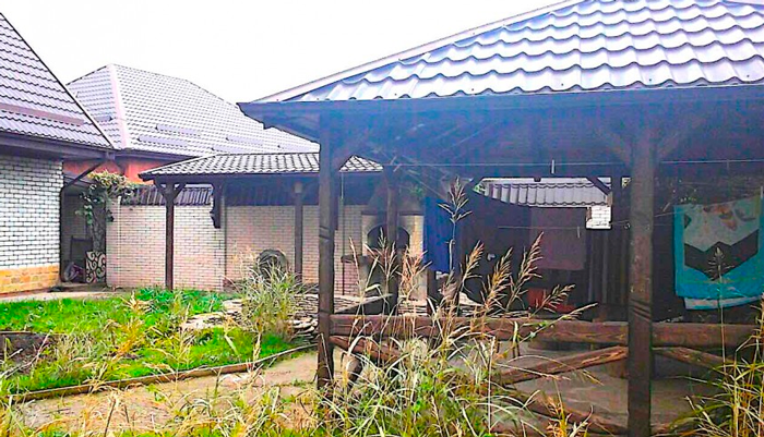 Территория реабилитационного центра «Решение» (Владикавказ)