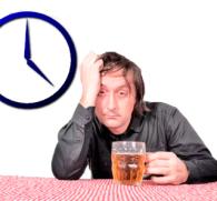 Сколько длится похмелье после разных алкогольных напитков