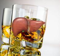 Алкогольная болезнь печени - первые признаки недуга