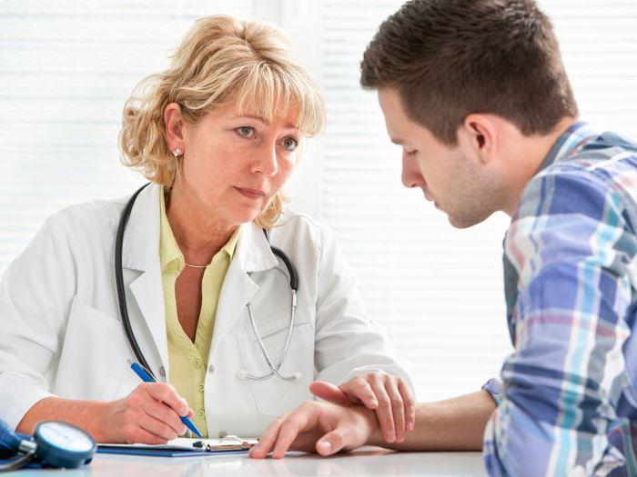 Консультация с врачом по применению препарата Эспераль