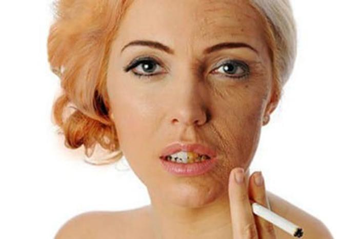 Влияние курения на женский организм
