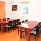 Кухня в наркологическом центре «Ренессанс» (Киев)