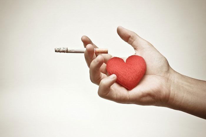 Влияние курения на сердечно-сосудистую систему