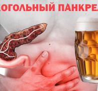 Алкогольный панкреатит: симптомы и диагностика опасного заболевания