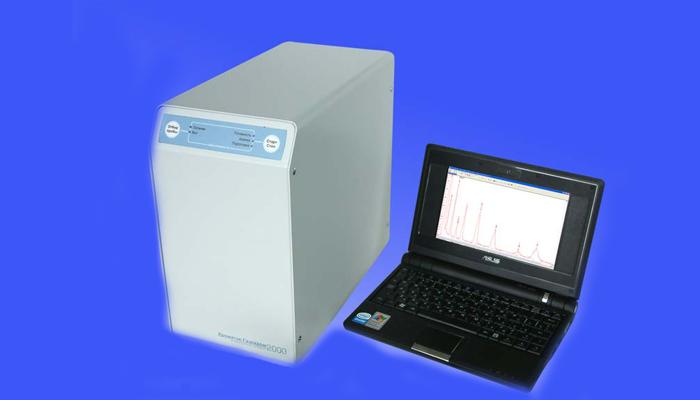 Оборудование для проведение газовой хроматографии крови