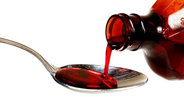 Искажение анализа крови на алкоголь из-за приема сиропа от кашля с содержанием спирта