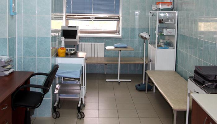 Манипуляционная в центре медицинской токсикологии (Казань)