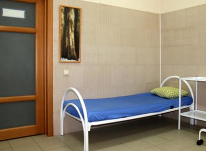 Палата в центре медицинской токсикологии (Казань)
