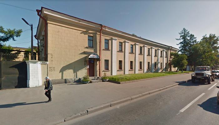 Расположение наркологической службы «Вера в нас» (Санкт-Петербург)