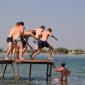 Отдых постояльцев в наркологическом центре «Наркостоп» (Ярославль)