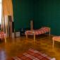 Спальня в наркологическом центре «Позитив» (Киев)