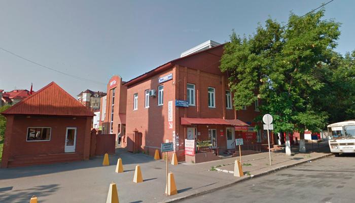 Расположение наркологического кабинета доктора Хаирова (Уфа)