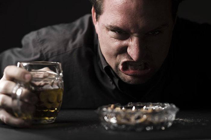 Агрессия при патологическом опьянении