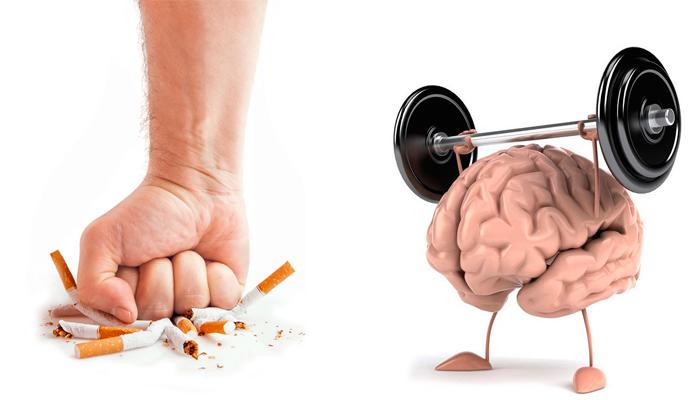 Улучшения работы головного мозга после избавления от никотиновой зависимости