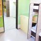 Спальня в реабилитационном центре «Пирамида» (Воронеж)