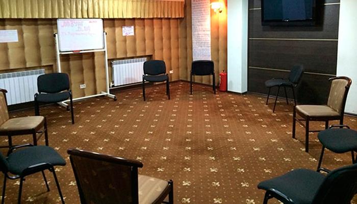 Зал для занятий в реабилитационном центре «Респект» (Казань)