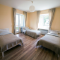 Спальня в реабилитационном наркологическом центре «Метод» (Киров)