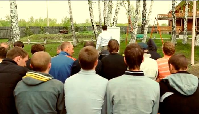 Лекция для постояльцев в реабилитационном наркологическом центре «Горизонт» (Калининград)