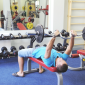 Спортзал в реабилитационном наркологическом центре «Метод» (Йошкар-Ола)